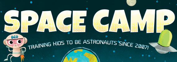 Space CampBanner
