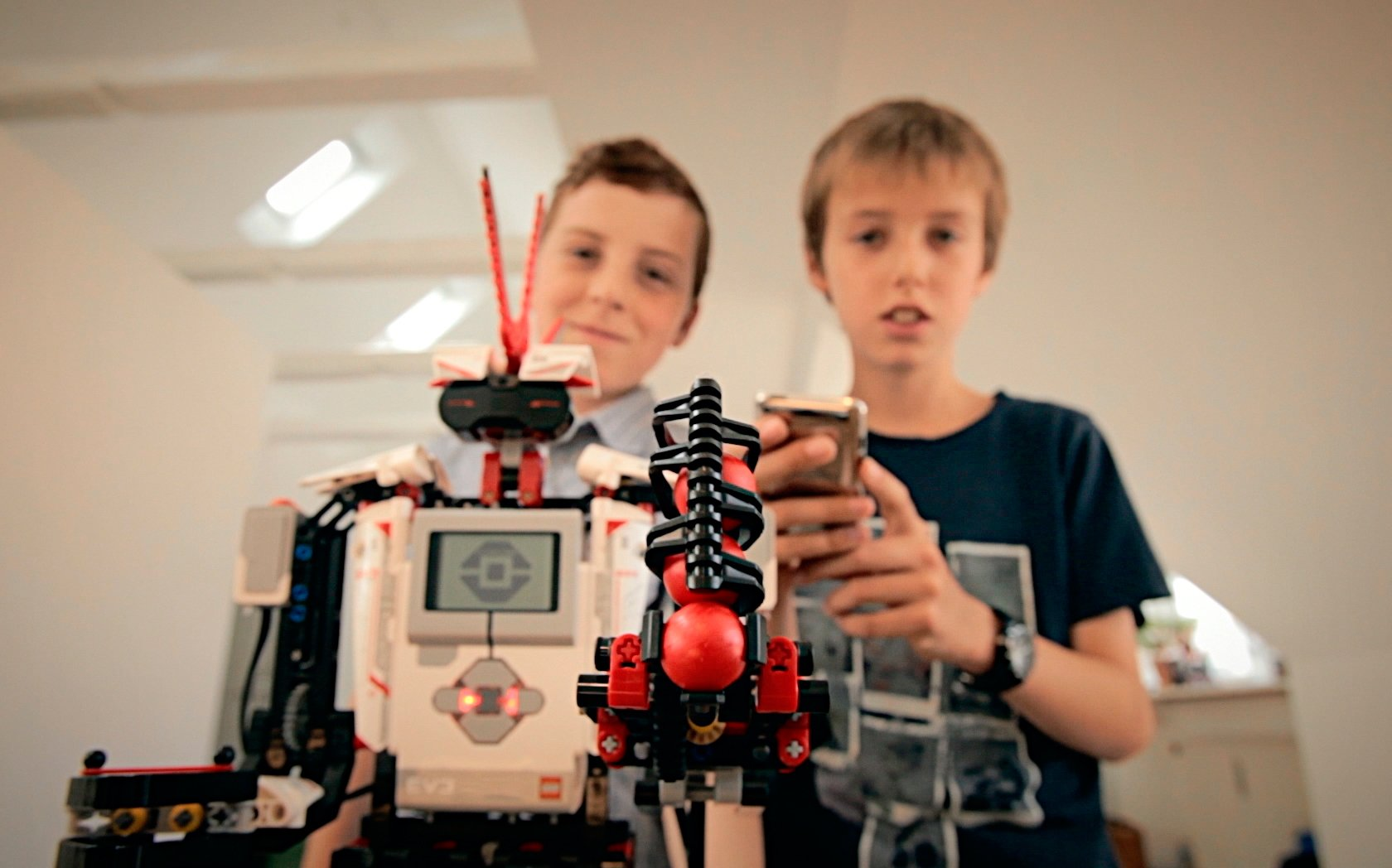 robotics competition for adults